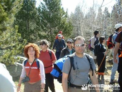 Multiaventura - Parque Nacional de Aigüestortes; ruta montaña madrid